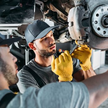 What is a Brake Job?