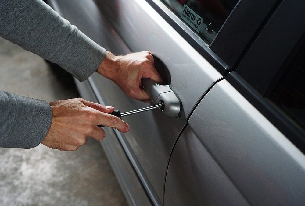 How Can I Protect My Car From Being Stolen?