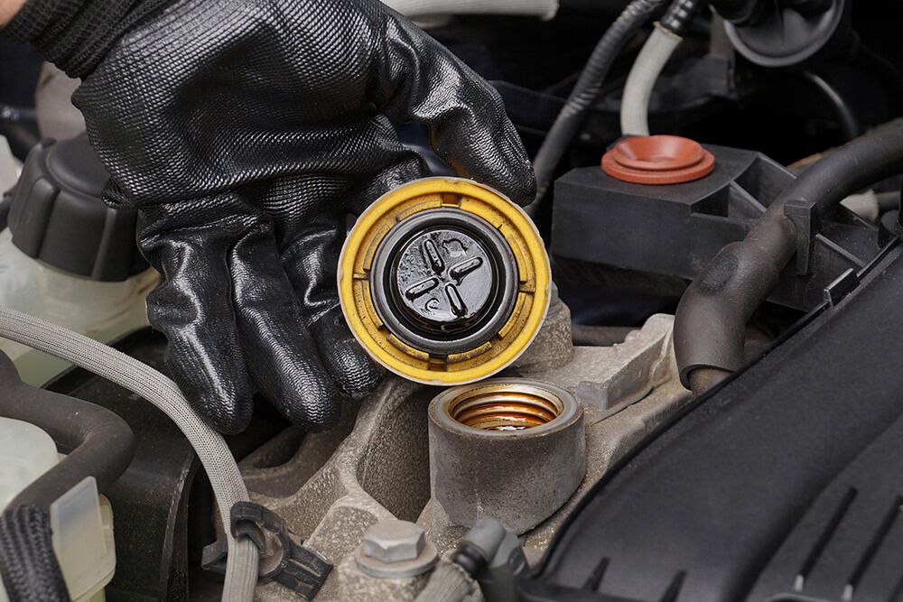 Why Engine Fluids Are Different Colors