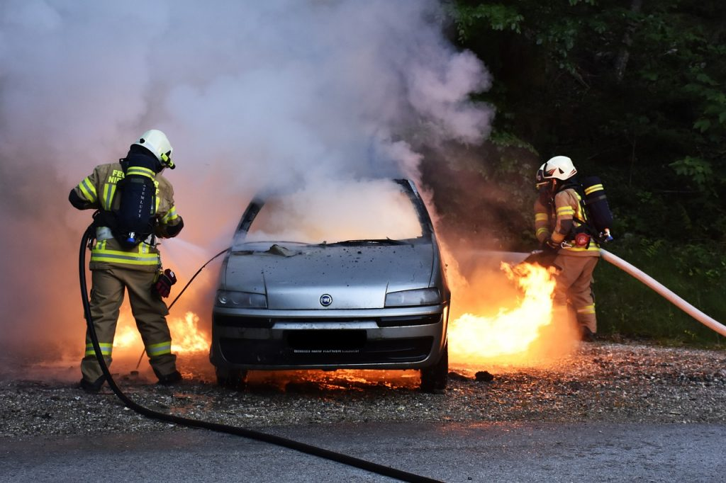 4 Things That Could Start Your Car on Fire
