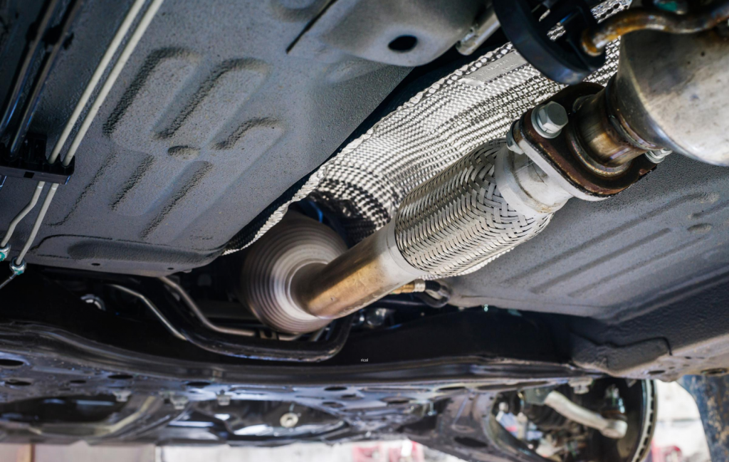 Signs You Should Be Worried About Your Exhaust System